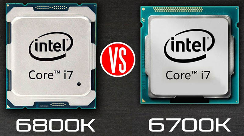 6800K Vs 6700K Gaming 2021 Which Is Better And Why