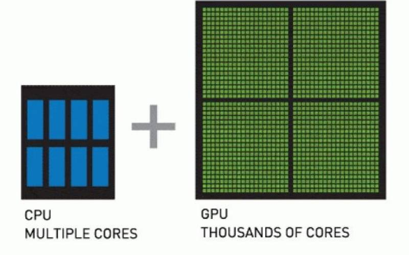 CPU and GPU overview