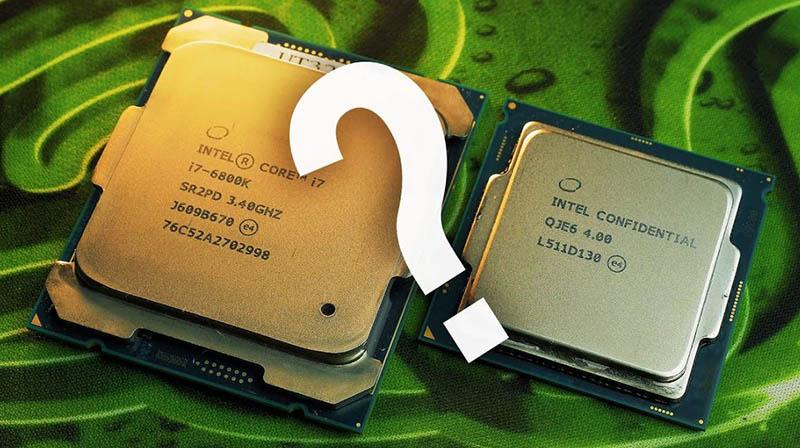 Comparing 6700k vs 6800k gaming