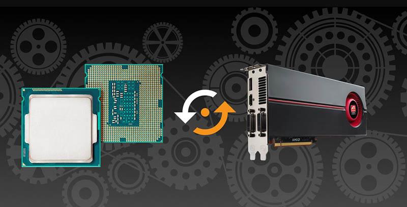 Comparing GPU vs Cpu Mining