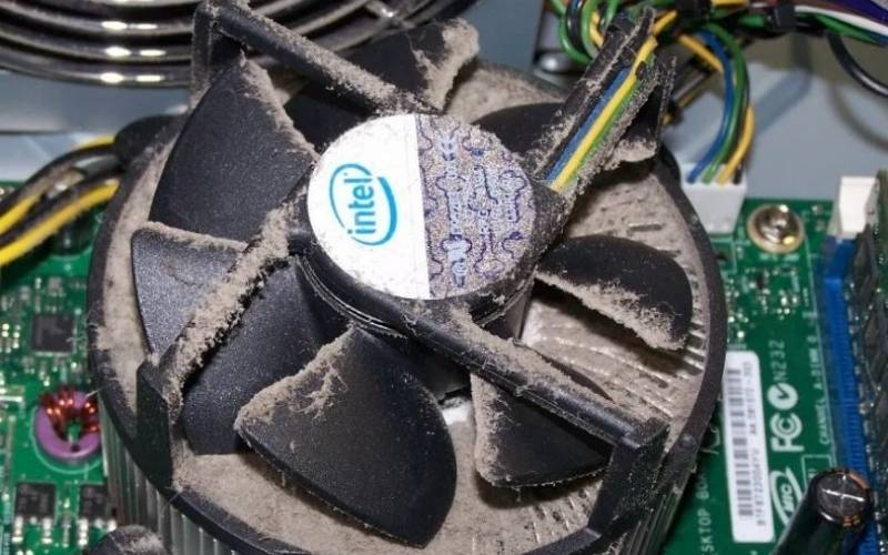 FAQs about cleaning CPU fan
