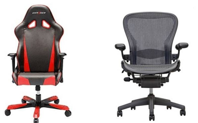Gaming Vs Office Chair