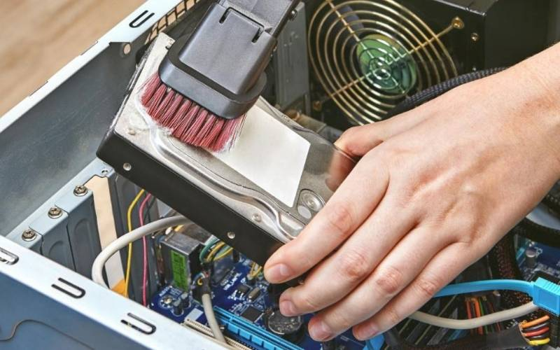 How often should I clean my PC