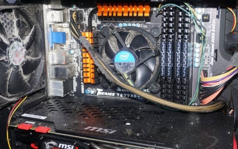 How to Clean Your Cpu