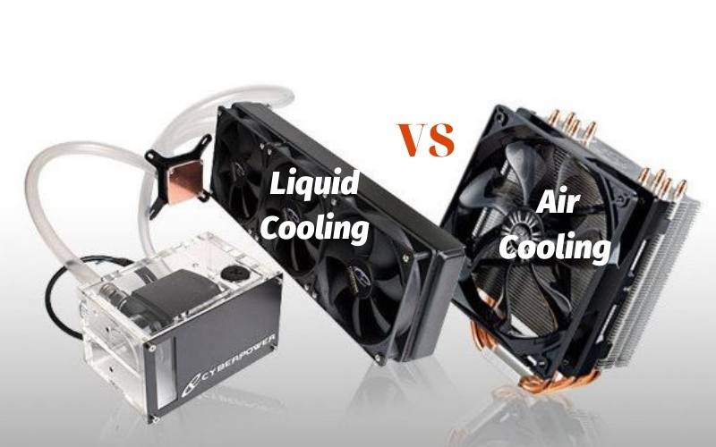 Liquid Vs Air Cooling Cpu 2021 Which One to Choose