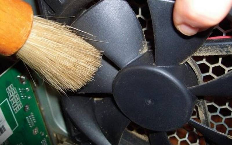 Quick tips on how to clean computer fans