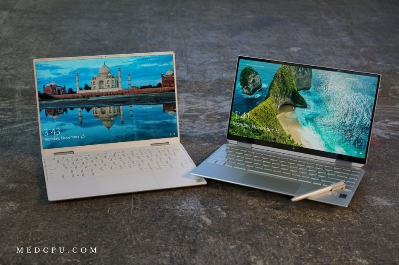 dell vs hp laptop Design and Appearance (1)