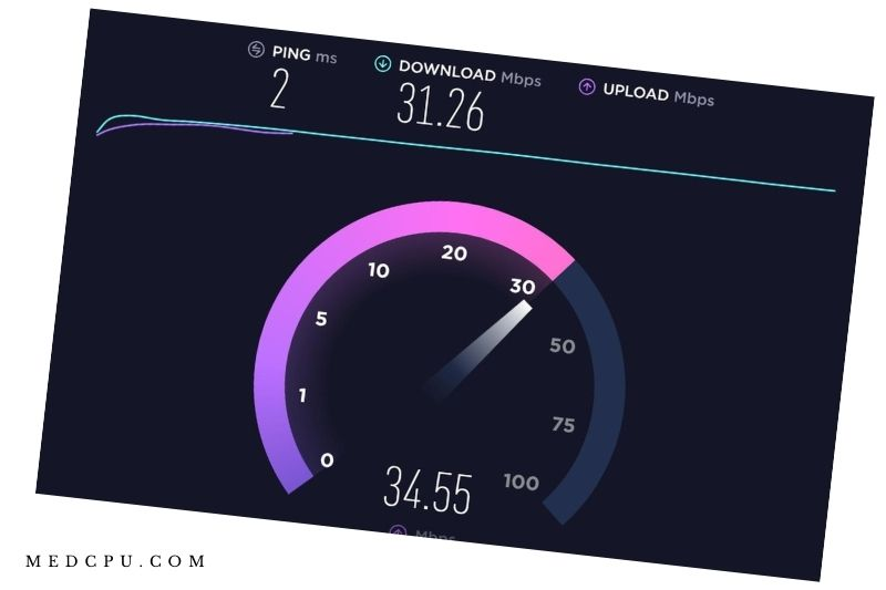 Download speeds, upload speeds and ping rate explained