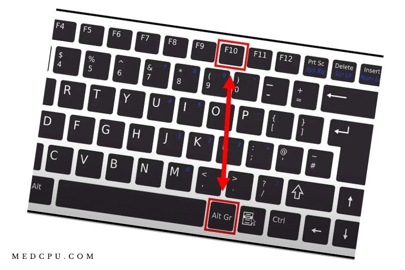 Factory Reset Acer laptop Windows 10 by Alt + F10