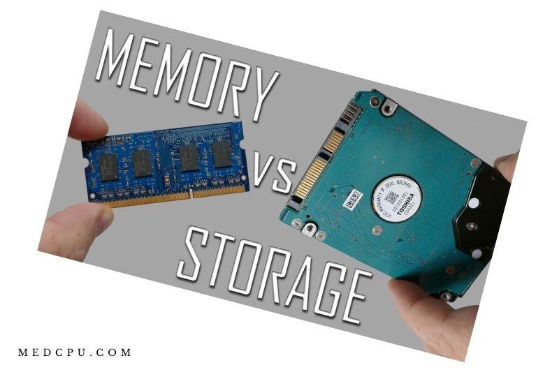 Memory Vs Storage (1)