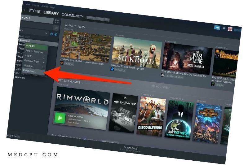 Prevent Steam Auto-Updating Gaming (1)
