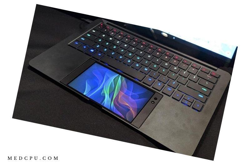 Razer Laptop Vs Alienware - Keyboard (1)