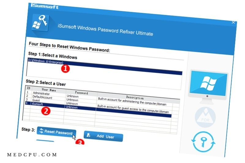 Remove Windows 10 Password on Acer laptop