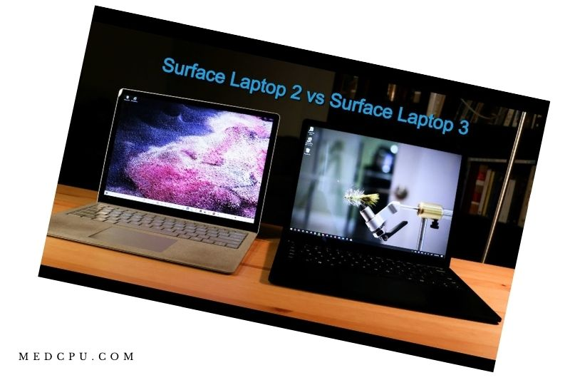 Surface Laptop 2 Vs 3