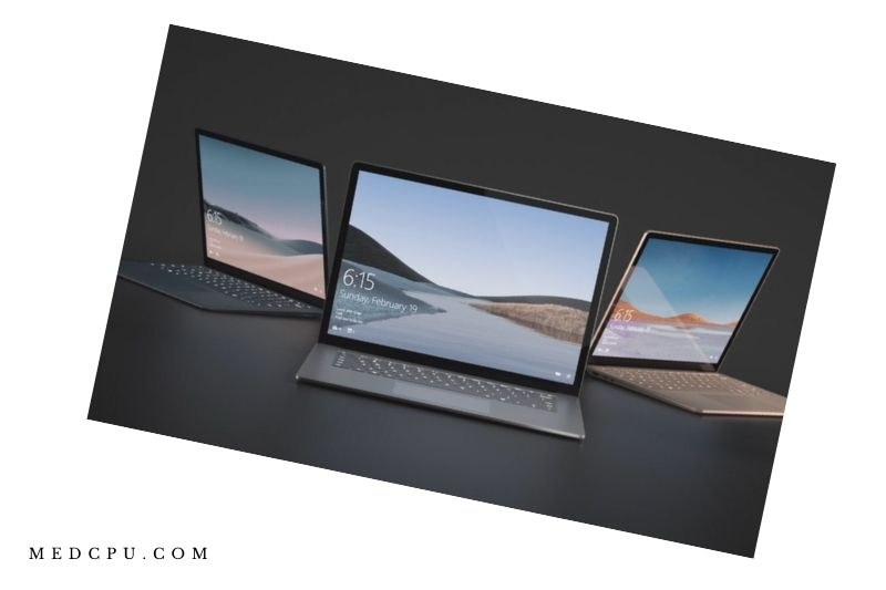 surface laptop 2 and surface laptop 3 - Performance